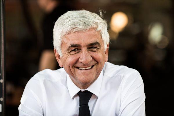 Hervé Morin, président de la région Normandie, arrive en tête de notre sondage exclusif pour les élections Régionales 2021.