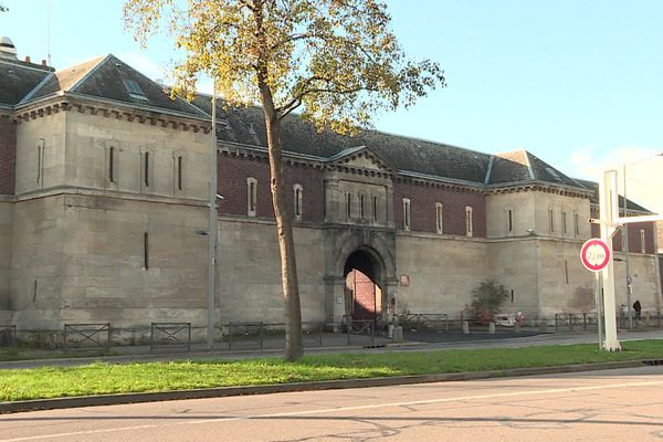 La prison Bonne-Nouvelle de Rouen