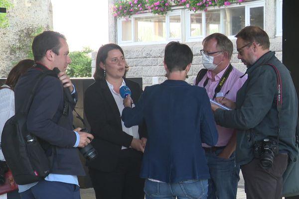 Qui est la nouvelle maire de Saint-Lô, Emmanuelle Lejeune ?