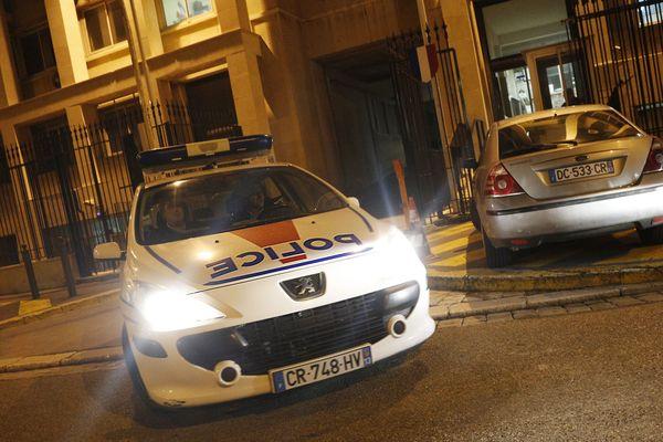 ILLUSTRATION. Hôtel de Police de Marseille (Bouches-du-Rhône)