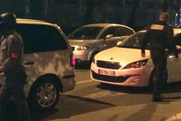 Manifestants et forces de l'ordre ont joué au chat et à la souris pendant plus de 3h dans Rennes
