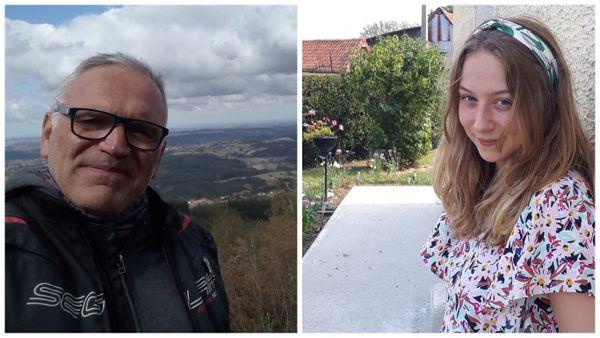 """René et Sandrine sont des """"bénévoles écoutants""""."""