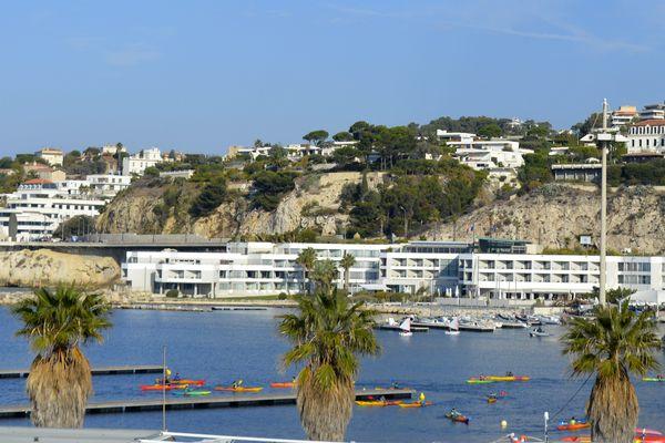 Les épreuves de voile des JO 2024 se dérouleront sur la base nautique du Roucas aménagée en marina olympique.