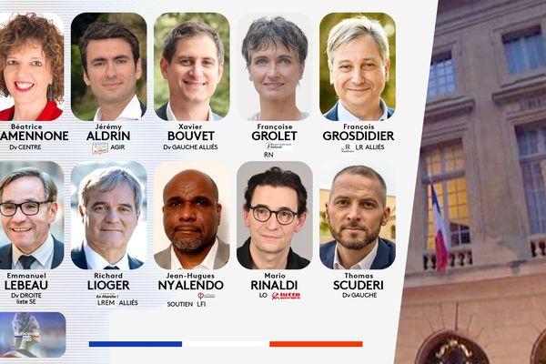 Dix candidats et deux débats à Metz programmés sur France 3 Lorraine