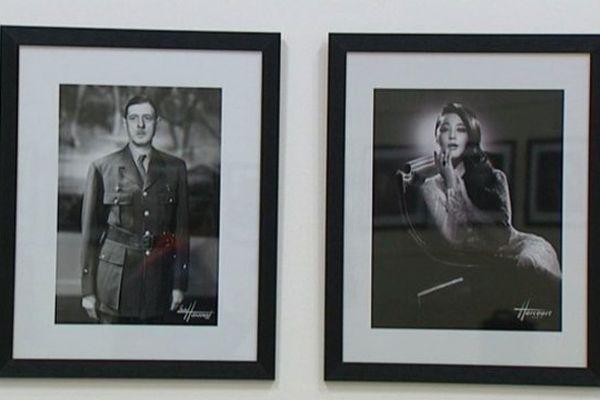 """Exposition """"de De Gaulle à Fan BingBing"""" à Chambord. A voir jusqu'au 27 avril 2014."""
