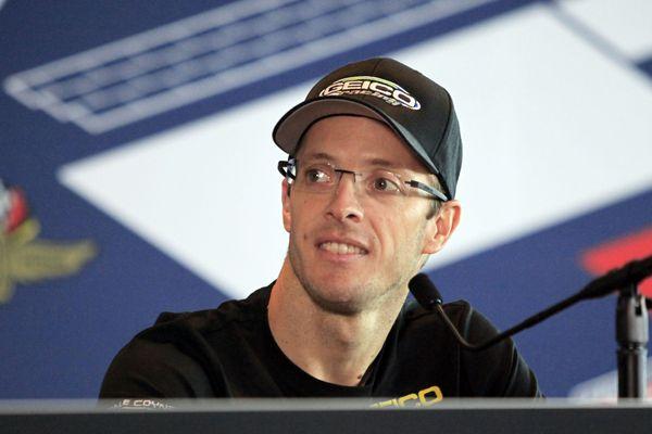 Le pilote sarthois Sébastien Bourdais a renoué avec la victoire en Indycar moins d'un an après son accident.