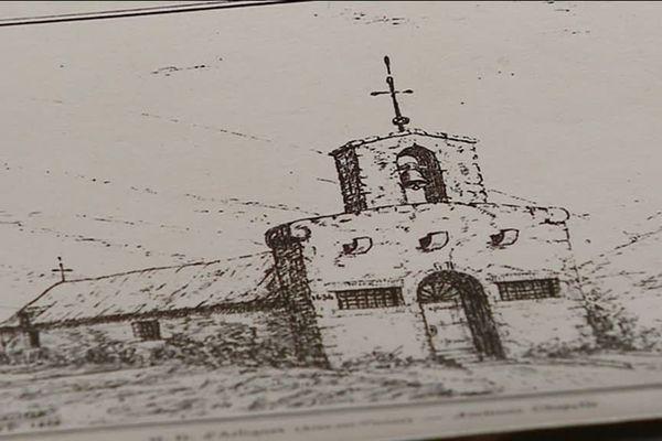 La première chapelle d'Arliquet