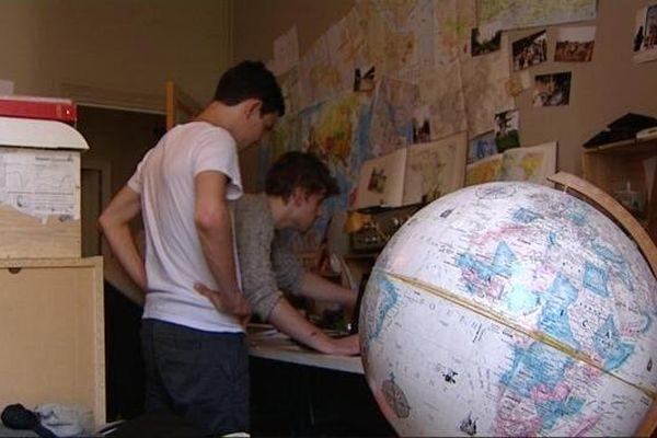 Paul et Alexis préparent leur tour du monde depuis plusieurs années.