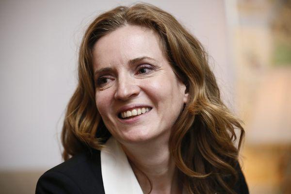 Nathalie Kosciusko-Morizet, candidate UMP à la mairie de Paris aux municipales de 2014.