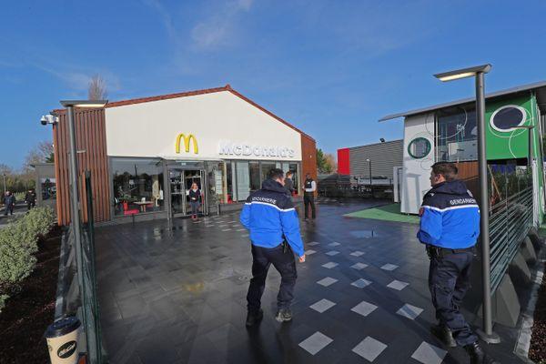 """Après plus de cinq ans de procédure, le """"Mac Do"""" de Dolus avait ouvert ses portes le 25 décembre 2019"""