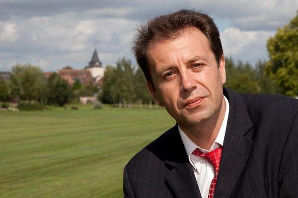 François Jolivet: candidat La République en Marche dans la première circonscription de l'Indre