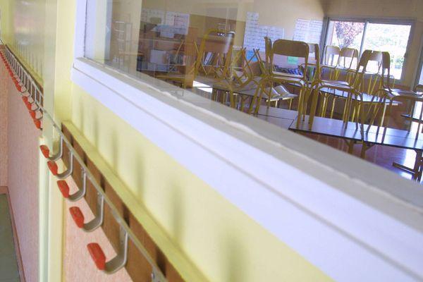 - Photo d'illustration - Une salle de classe d'une école élémentaire