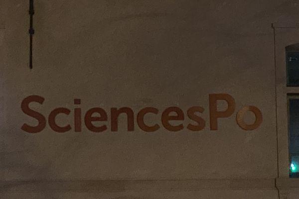 Le logo de Sciences Po Reims