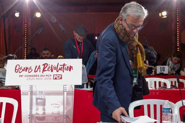 24/11/2018 - Pierre Laurent, l'actuel secrétaire national du PCF ne sera pas reconduit dans sa fonction.