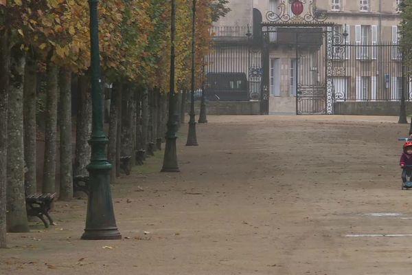 Les forains ne s'installeront pas dans le parc de Blossac cette année