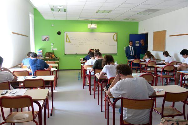 Les 28 et 29 juin 2021, 7675 collégiens du Limousin vont passer le brevet des collèges