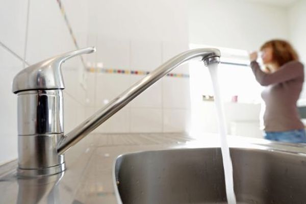 Eau du robinet (illustration)