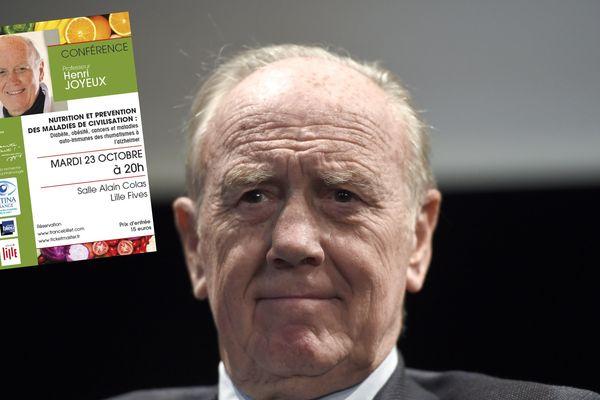 Le Professeur Henri Joyeux a notamment tenu des propos polémiques sur les vaccins.