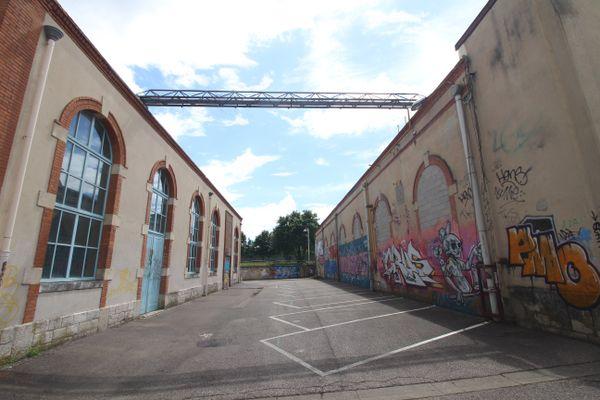 C'est sur la friche Alstom à Nancy, propriété de la communauté urbaine depuis 2003, que se tiendra un festival de musiques électroniques grand public du 26 au 29 août 2021.