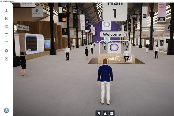 le salon virtuel
