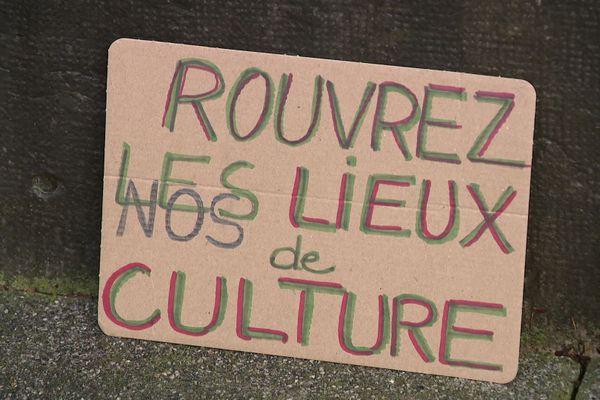 Les acteurs culturels bisontins ont eu une réunion avec la maire de Besançon et le préfet du Doubs pour parler de leur situation en temps de Covid-19.