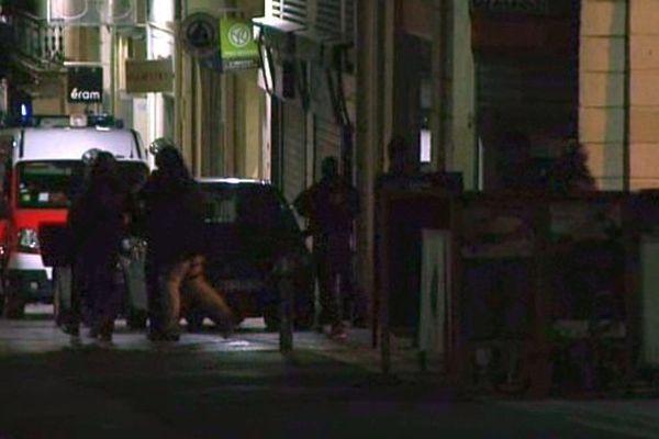 Montpellier - le preneur d'otages se rend aux hommes du RAID après 7 heures de négociations - 10 janvier 2015.