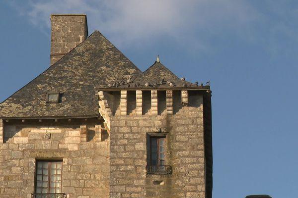 Noailles en Corrèze, un des villages français où il fait bon vivre