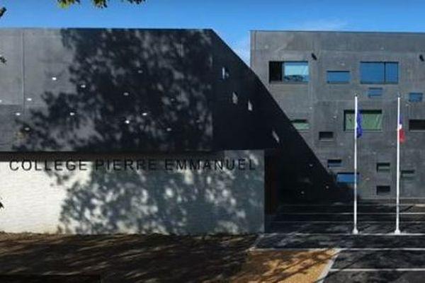 Le collège innovant Pierre Emmanuel a ouvert ses portes en 2016