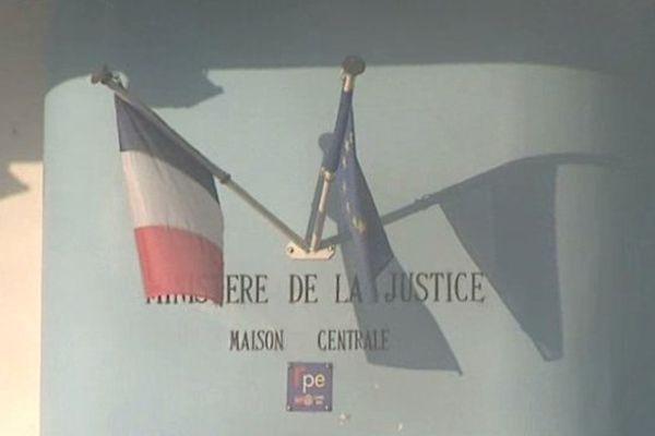 Maison centrale de Saint Maur