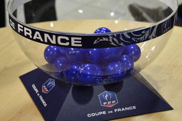 Illustration - Tirage au sort de la Coupe de France de football