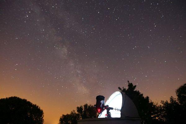 A partir du 20 avril et jusqu'au 25 avril, une pluie d'étoile filante est observable si la météo le permet.
