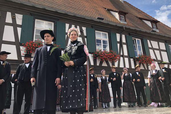 Cette année, le mariage traditionnel de la Streisselhochzeit n'aura pas lieu
