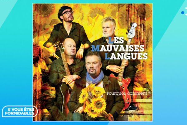 """Le septième album des Mauvaises Langues """"Pourquoi, comment ?"""""""