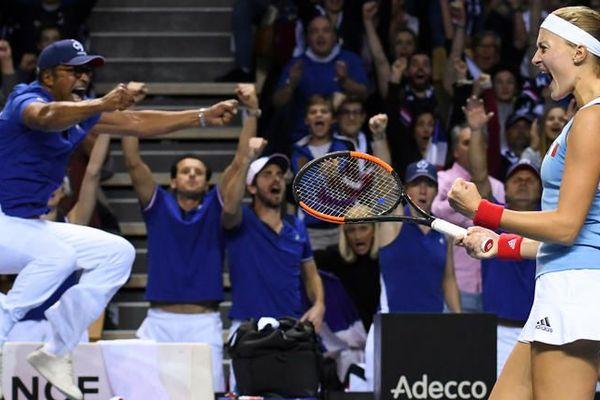 Noah et Mladenovic croient à l'exploit face aux Etats-Unis