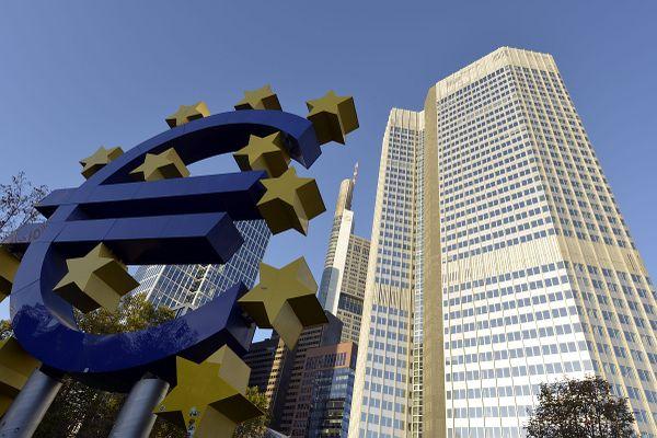 Le siège de la Banque Centrale Européenne est installée à Francfort, en Allemagne.