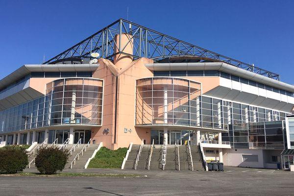 Le Palais des Sports de Pau fermé depuis le 16 mars