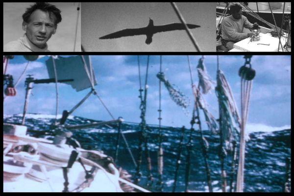 """Documentaire """"La mer"""" - Bernard Moitessier autour du monde"""