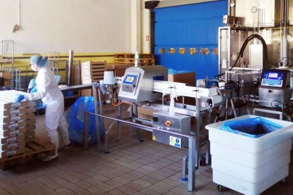 Une laiterie à Isle a ainsi fait don de produits laitiers