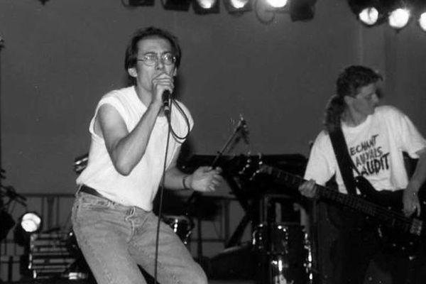 Michel Buzon en concert