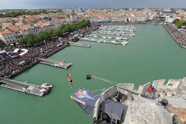 Le 6 juin, La Rochelle devrait accueillir le concours de plongeon pour la septième fois.