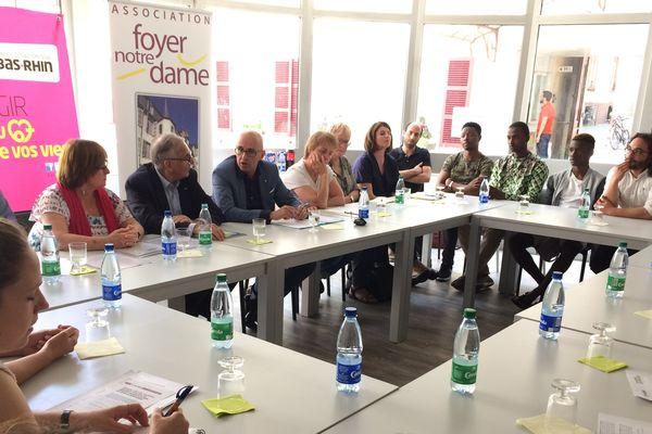 Le Conseil Départemental du Bas-Rhin lance un appel à la solidarité en faveur des mineurs migrants
