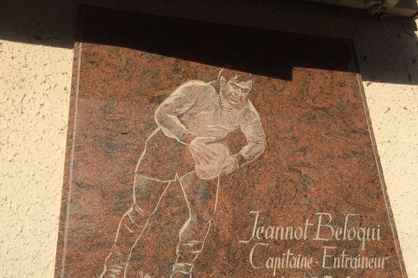 Jean Beloqui, ancienne figure de l'AS Saint-Junien
