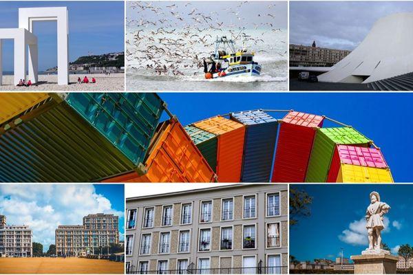 La ville du Havre est aujourd'hui une des villes les plus attractives et dynamiques du territoire normand.