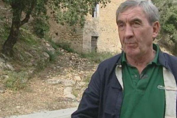 Antoine Versini,  Maire de Cristinacce