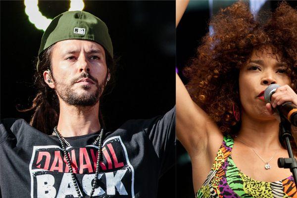 Danakil et Flavia Coelho sont au programme du No Logo festival, s'il a lieu.
