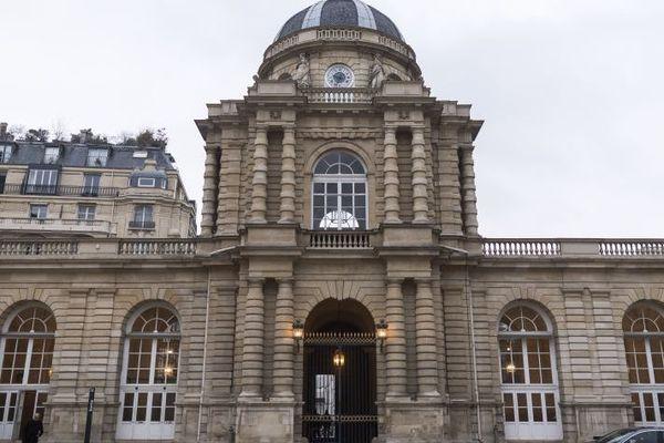 Palais du Luxembourg, le Sénat à Paris