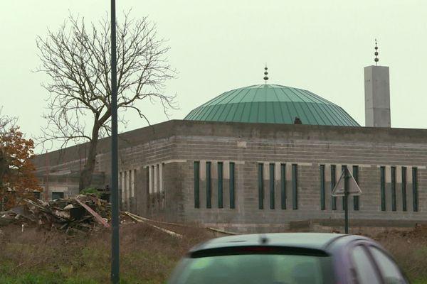 La mosquée d'Angers cédée au Maroc