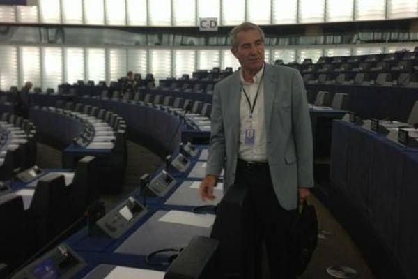 Jean-Paul Denanot au Parlement Européen