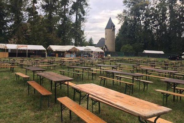 Initialement prévu à Saint-Gobain, le festival a été relocalisé à Saint-Nicolas-aux-Bois, dans l'Aisne.