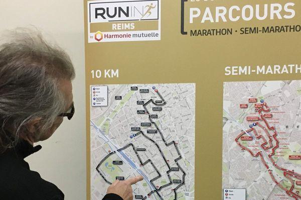 A l'occasion du Run in Reims, les conditions de circulation à Reims ont été aménagées ce dimanche 20 octobre